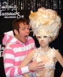 Gaga+Perez
